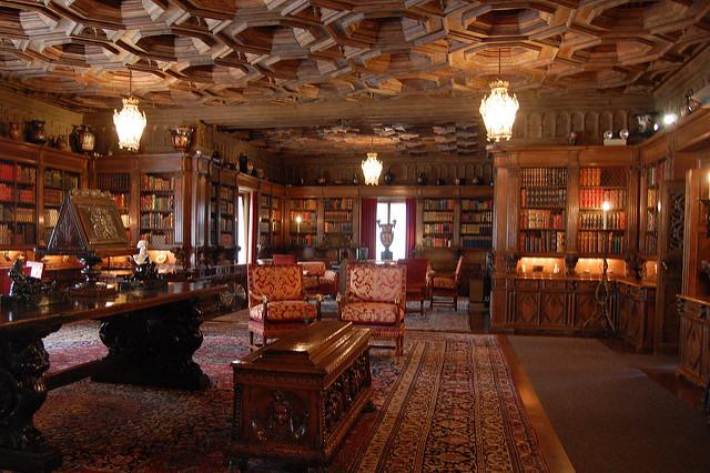 Private Library Texas Mark photo - 10