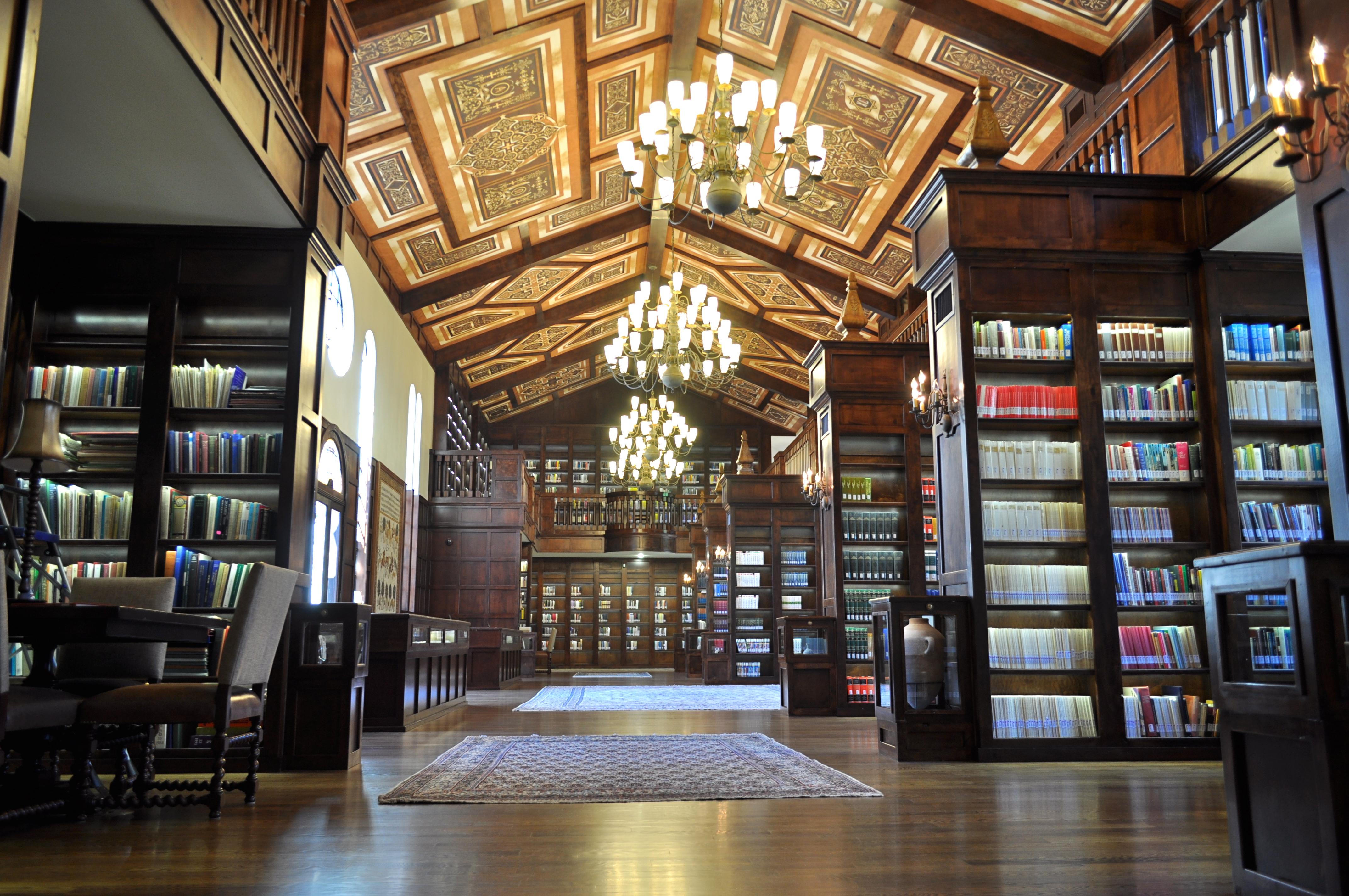 Private Library Texas Mark photo - 7