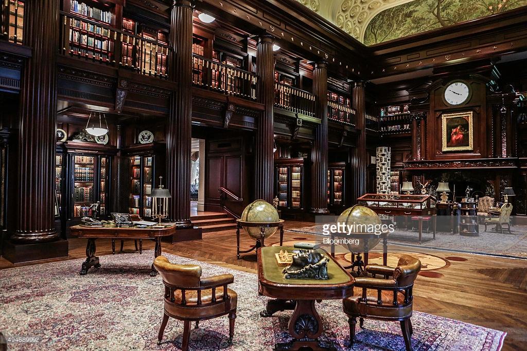 Private Library Texas Mark photo - 9