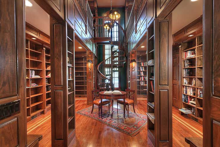 Private Library for Sale photo - 3
