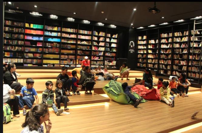 Private Library in Dubai photo - 1