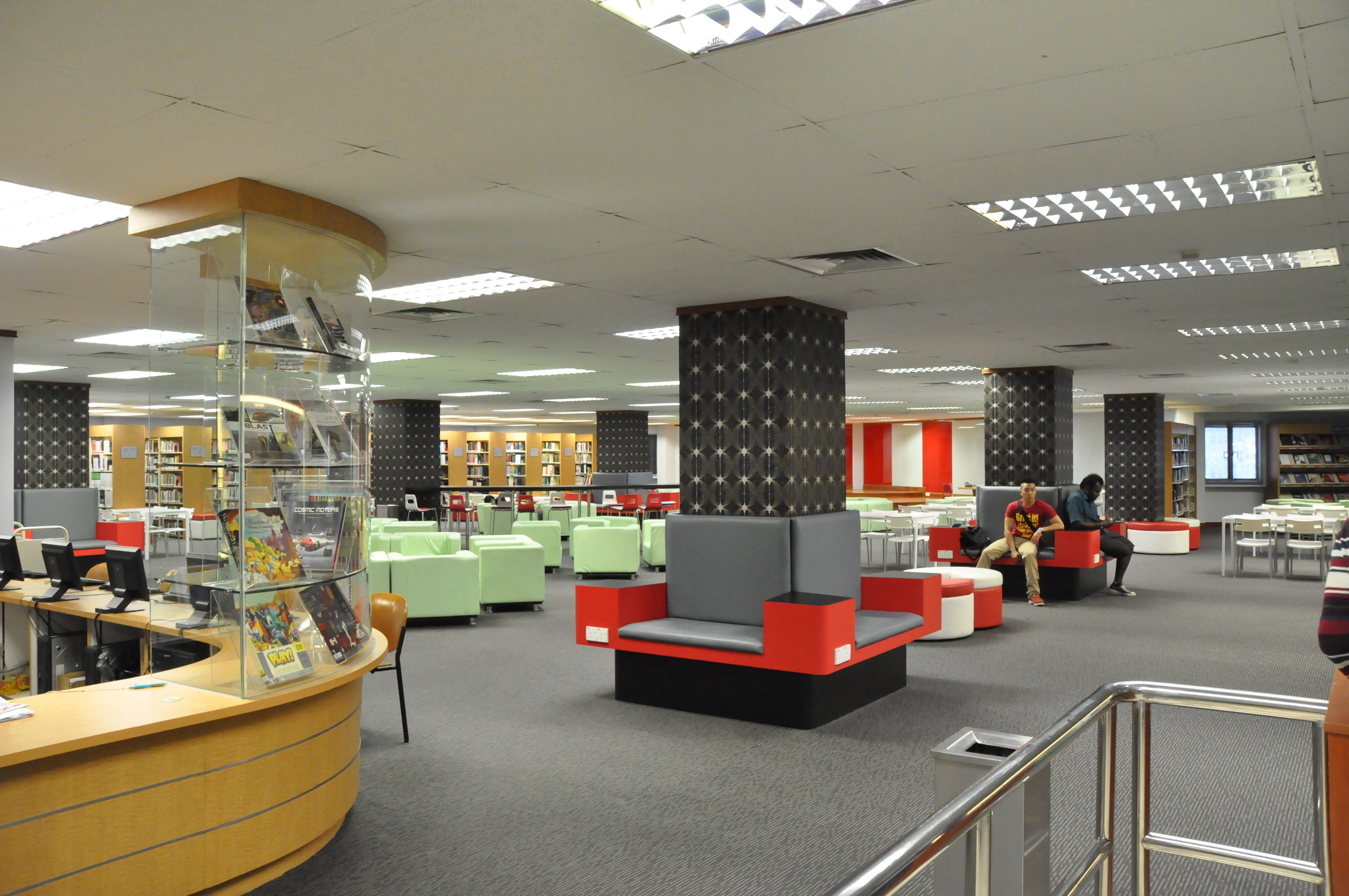 Private Library in Malaysia photo - 5