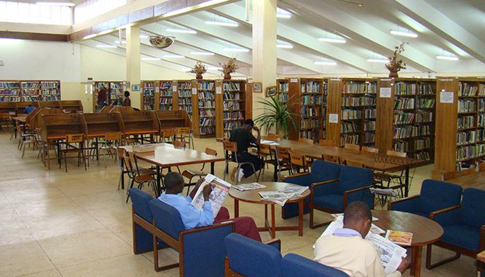 Private Library in Nigeria photo - 2