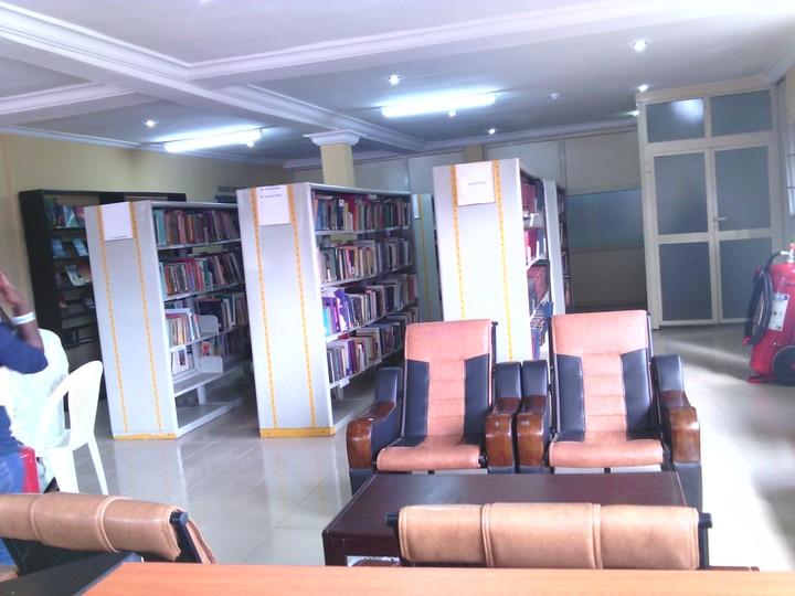 Private Library in Nigeria photo - 3