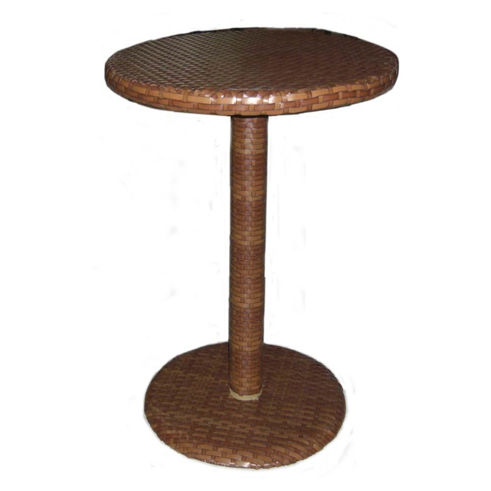 Rattan Bar Table photo - 10