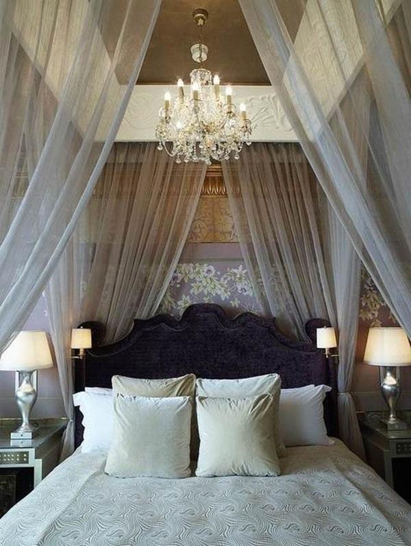 Romantic Bedroom Design photo - 10