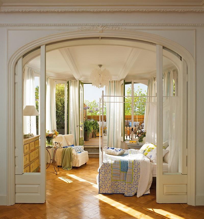 Romantic Bedroom Design photo - 2