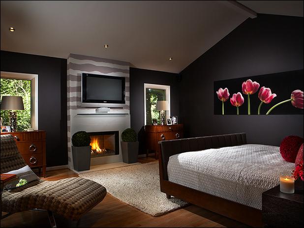 Romantic Bedroom Design photo - 3