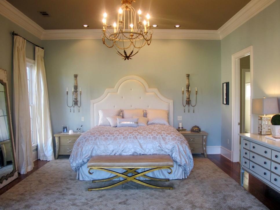 Romantic Bedroom Design photo - 4
