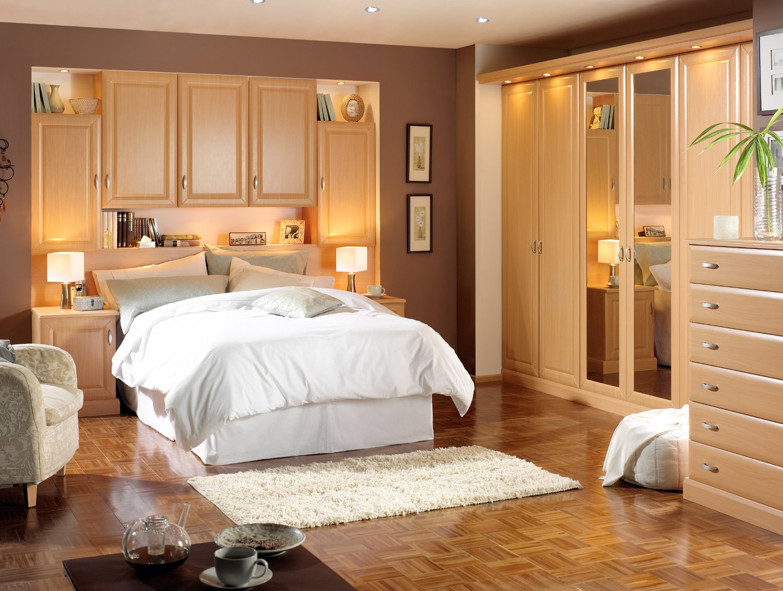 Romantic Bedroom Design photo - 7