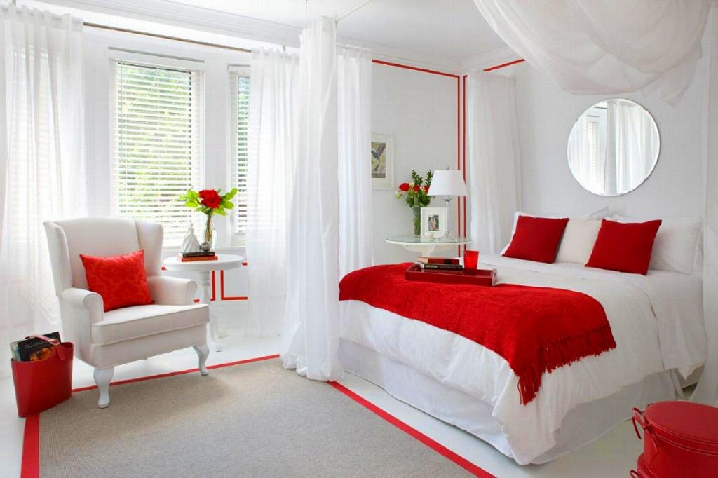 Romantic Bedroom Design photo - 8