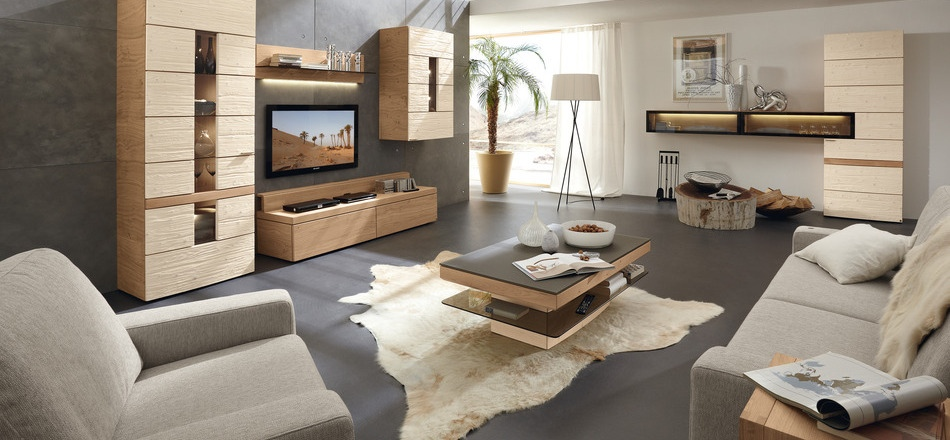 Rustic Appeal Living Room photo - 3