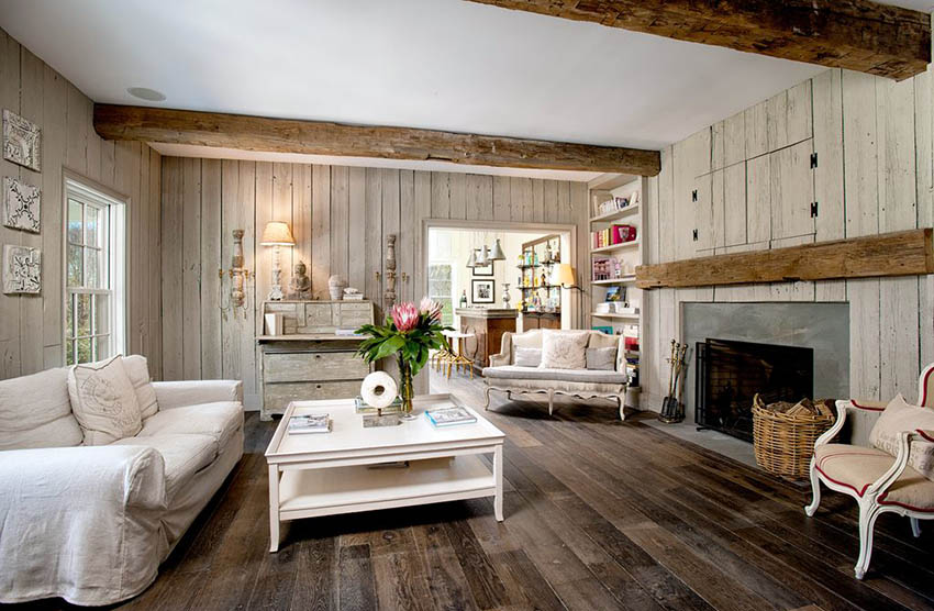 Rustic Appeal Living Room photo - 5