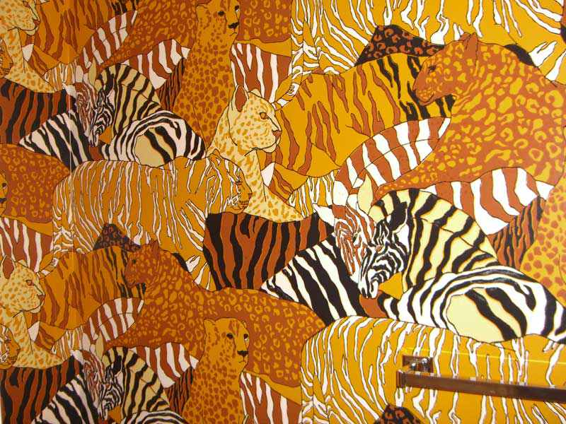 Safari Pattern Wallpaper photo - 1
