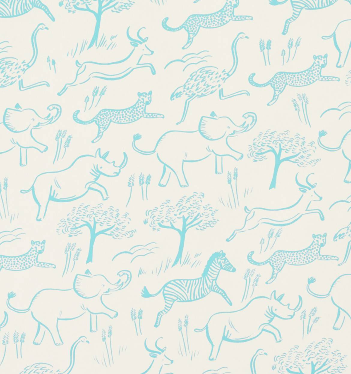 Safari Pattern Wallpaper photo - 5