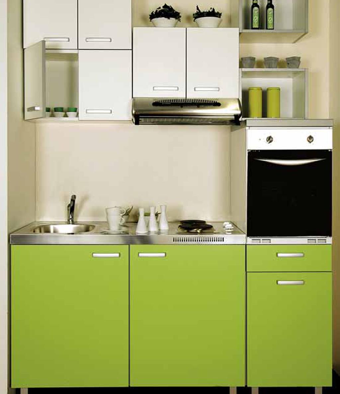 Small Kitchen Interior photo - 1