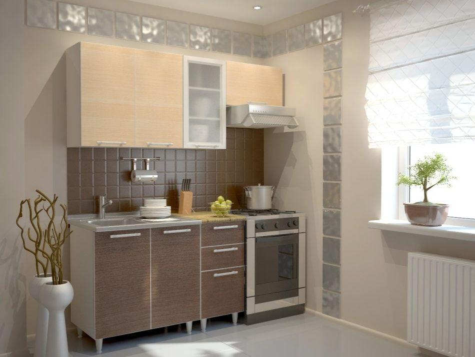 Small Kitchen Interior photo - 4