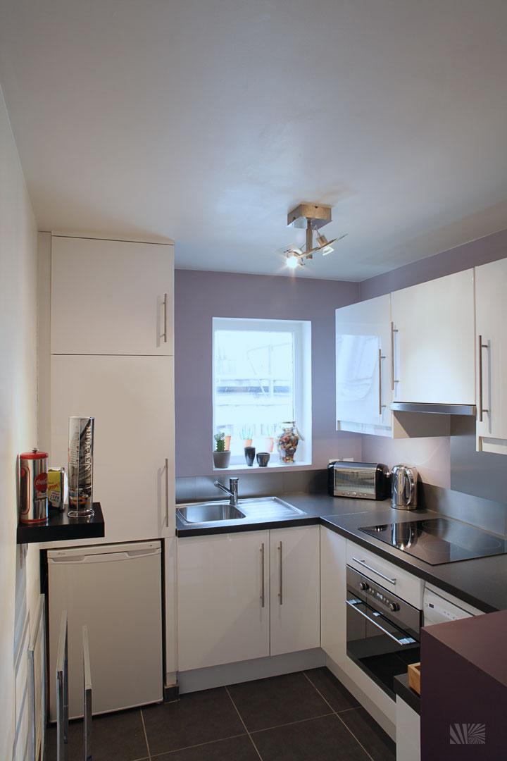 Small Kitchen Interior photo - 5