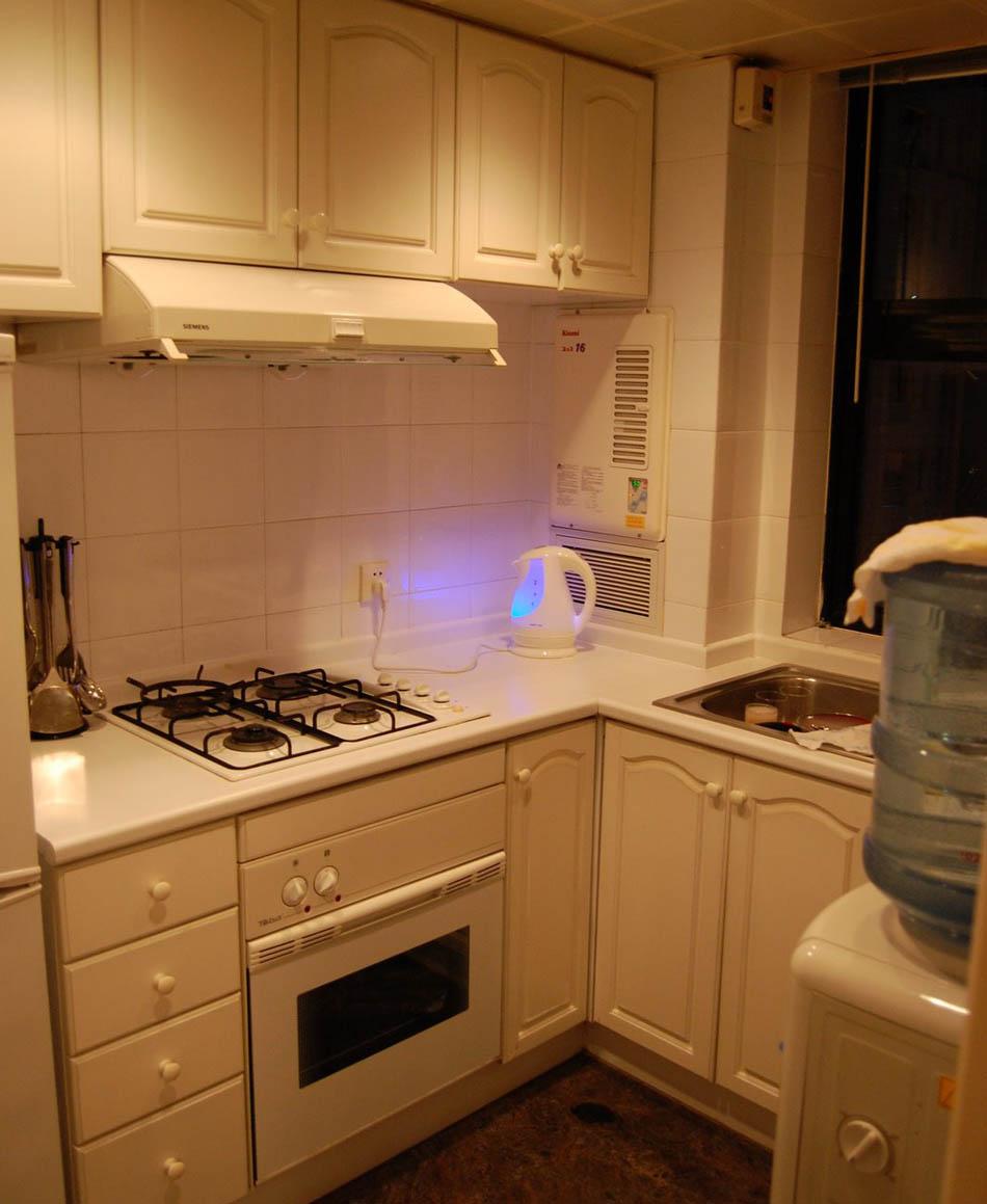 Small Kitchen Interior photo - 6