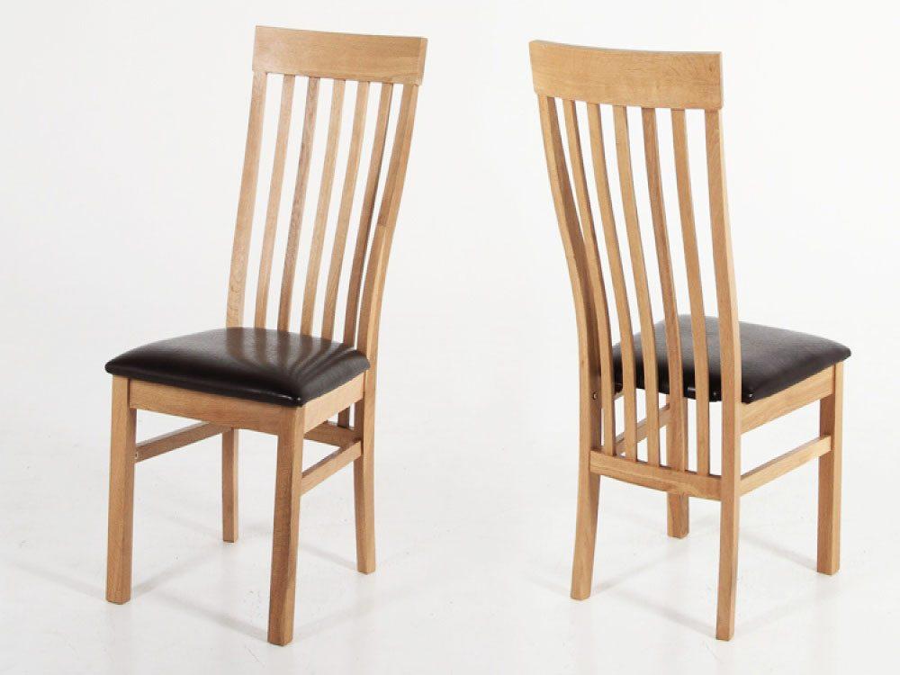 Solid Oak Chair Furniture Design photo - 2