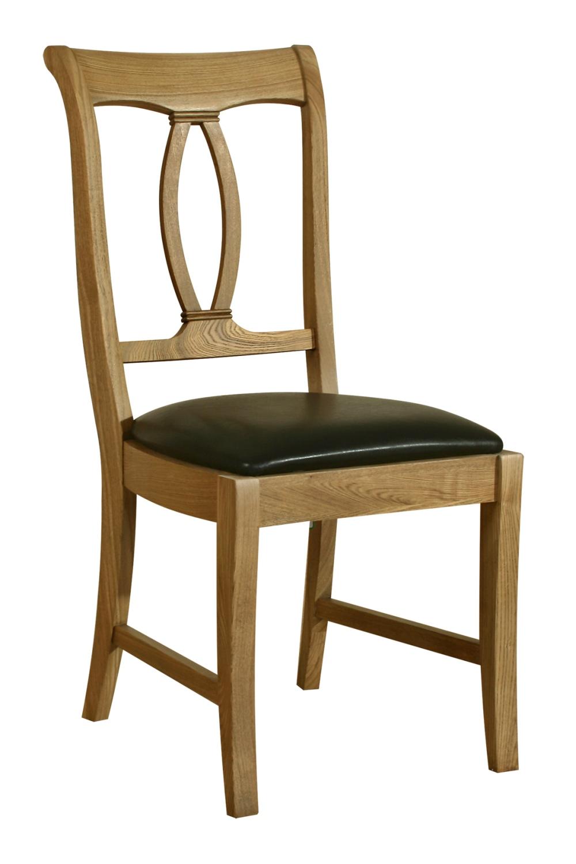 Solid Oak Chair Furniture Design photo - 5