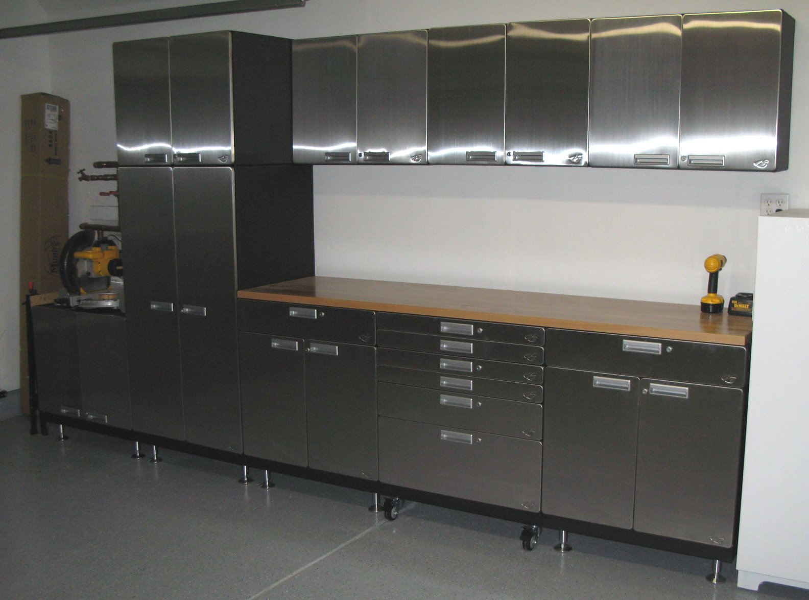 Steel Kitchen Interior photo - 4