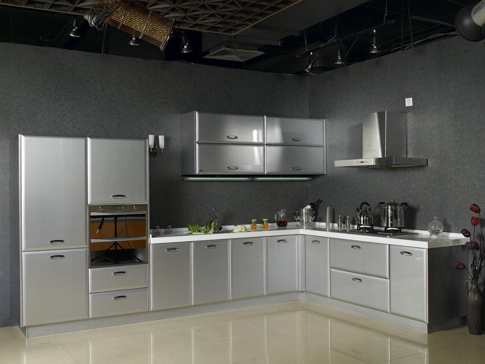 Steel Kitchen Interior photo - 5