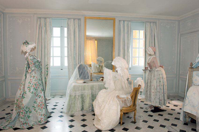 The Bathroom of Marie-Antoinette photo - 6