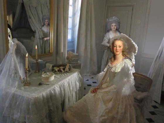 The Bathroom of Marie-Antoinette photo - 7