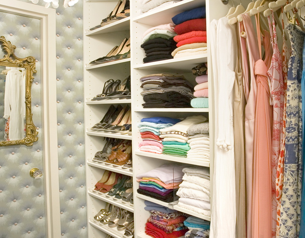 Walk In Closet Designs For Every Personality Type photo - 10