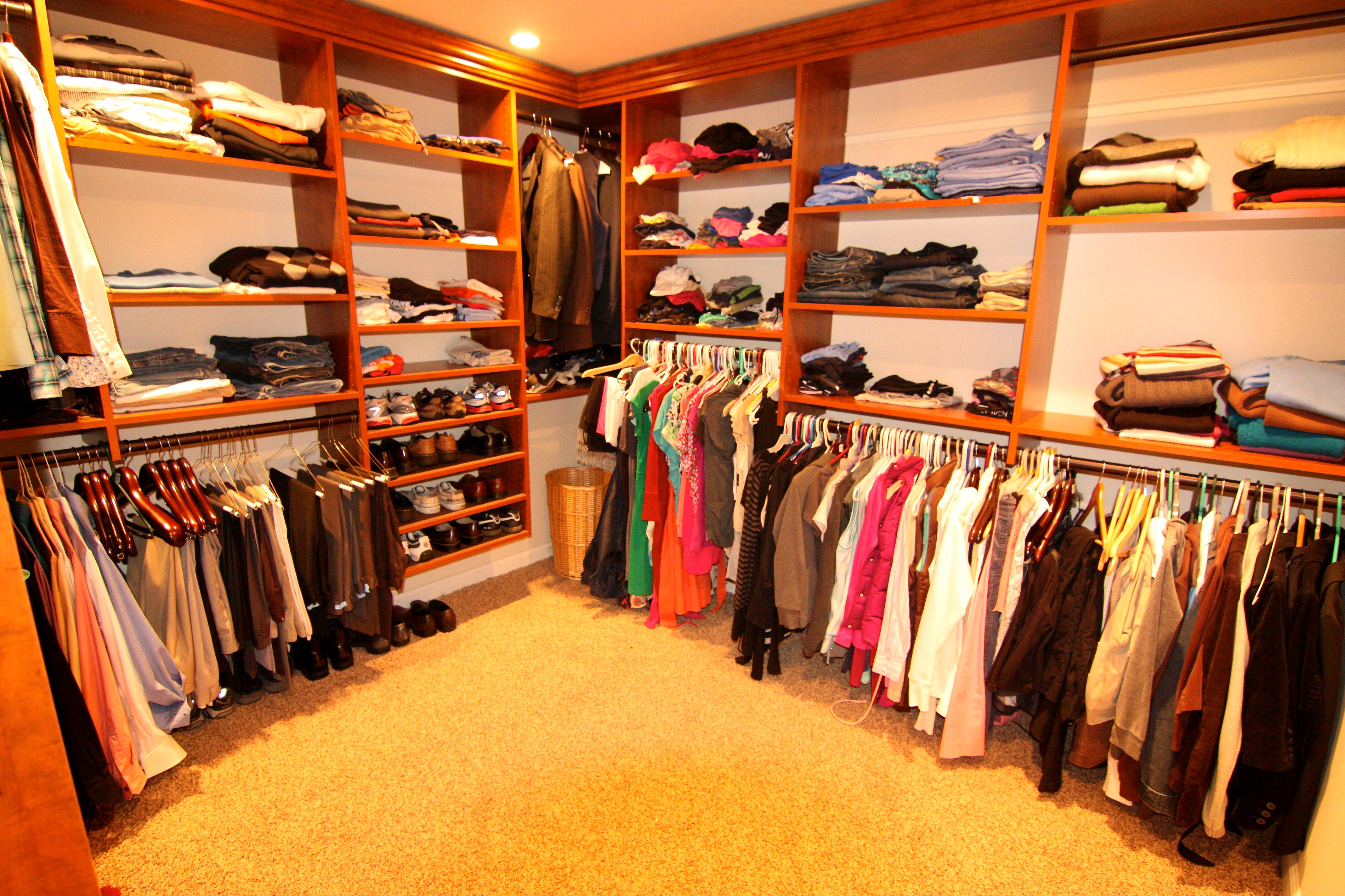 Walk In Closet Designs For Every Personality Type photo - 5