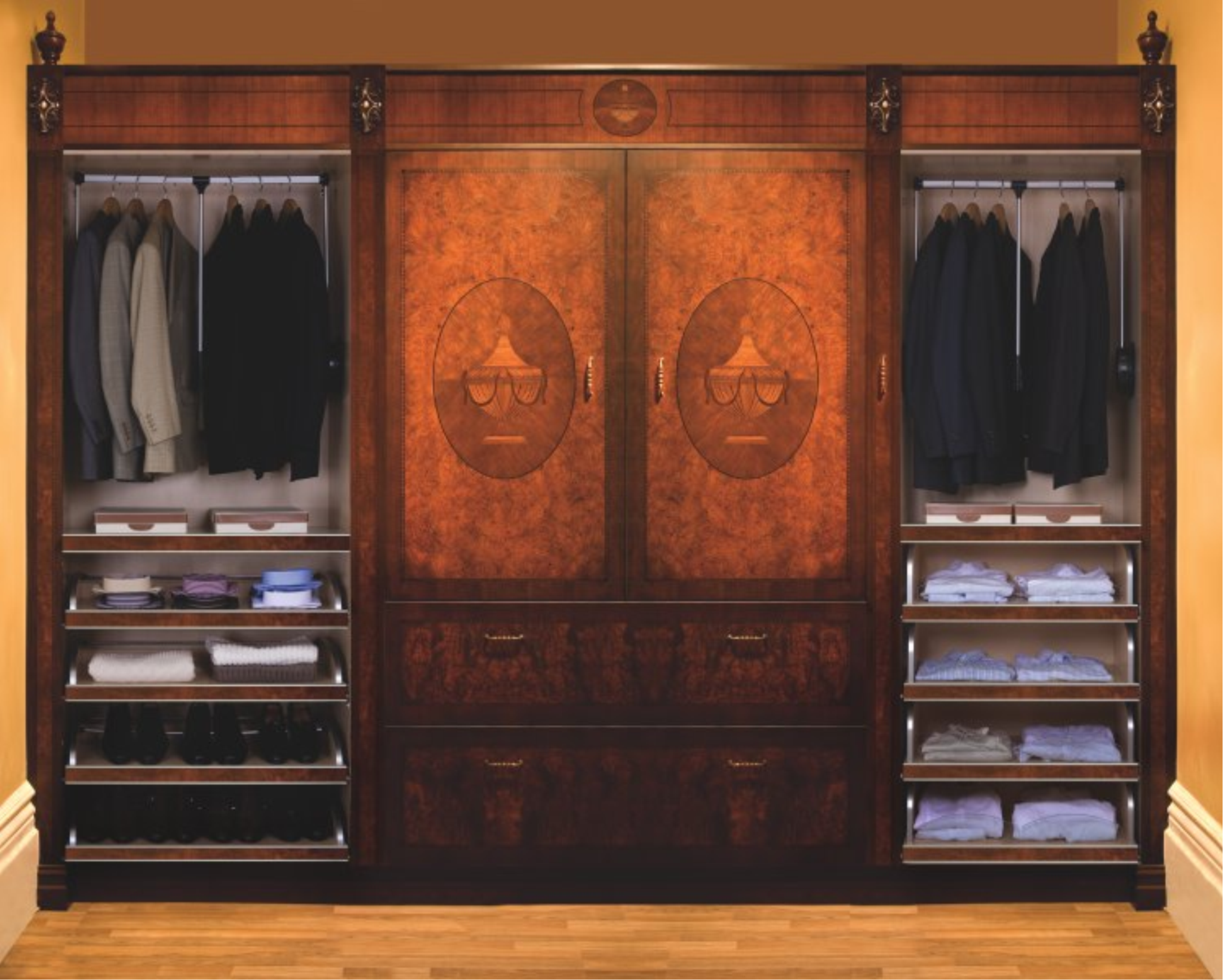 Walk In Closet Designs For Every Personality Type photo - 6