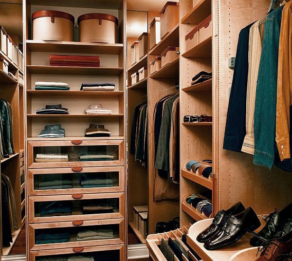 Walk In Closet Designs For Every Personality Type photo - 8