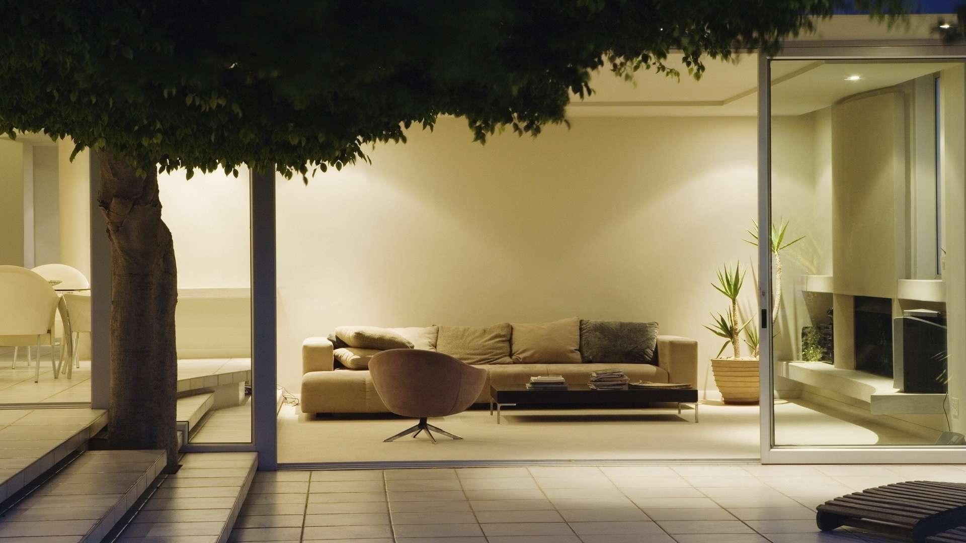 Wallpaper Interior Design Pictures photo - 3