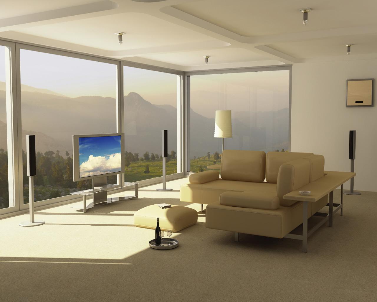 Wallpaper Interior Design Pictures photo - 7