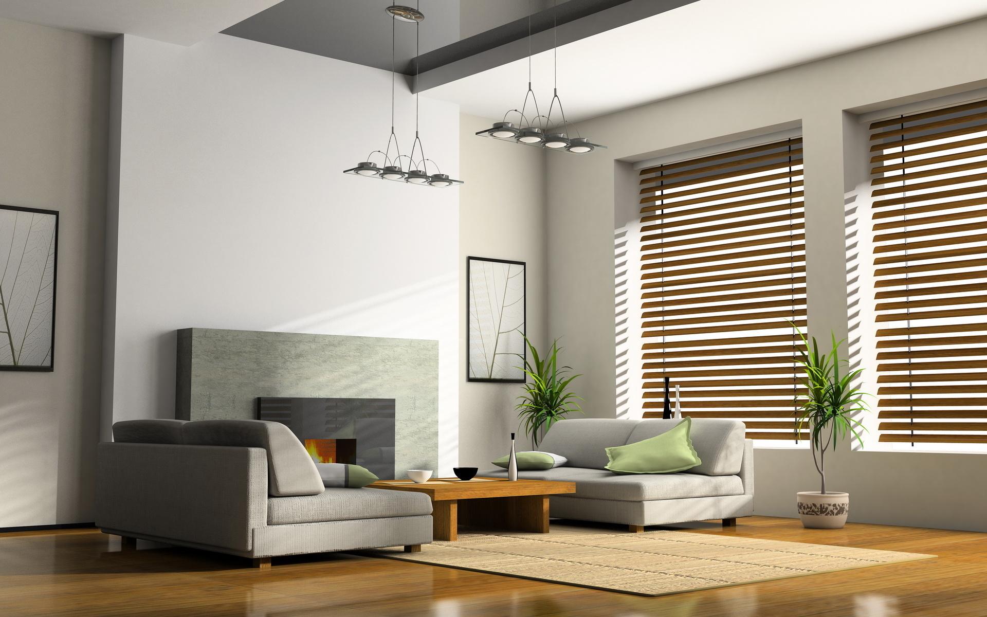 Wallpaper Interior Design Pictures photo - 8
