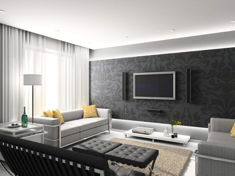 Wallpaper Room Design photo - 10