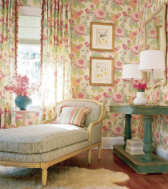 Wallpaper Room Design photo - 2