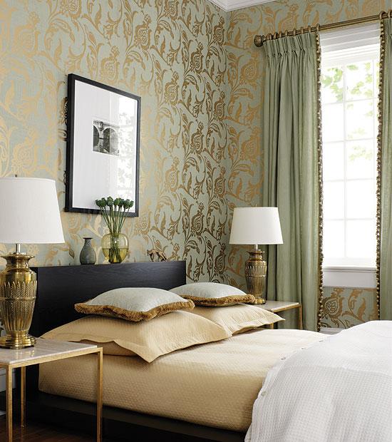 Wallpaper Room Design photo - 3