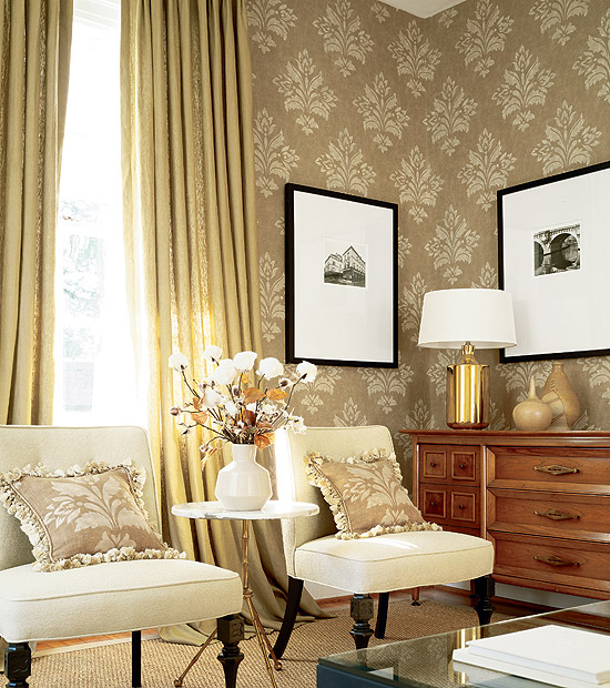 Wallpaper Room Design photo - 4