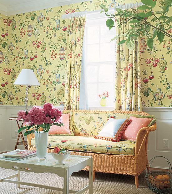 Wallpaper Room Design photo - 7
