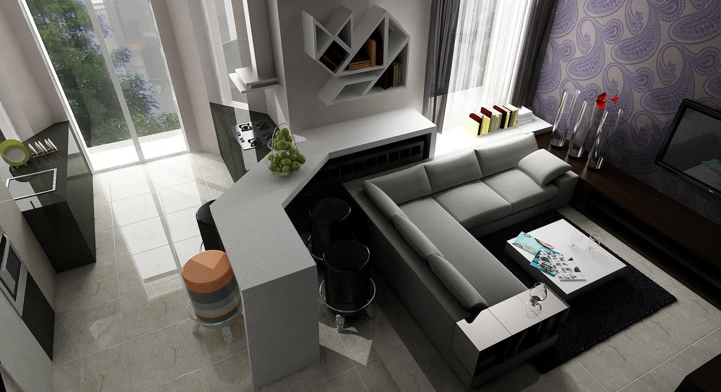 Wallpaper Room Design photo - 8