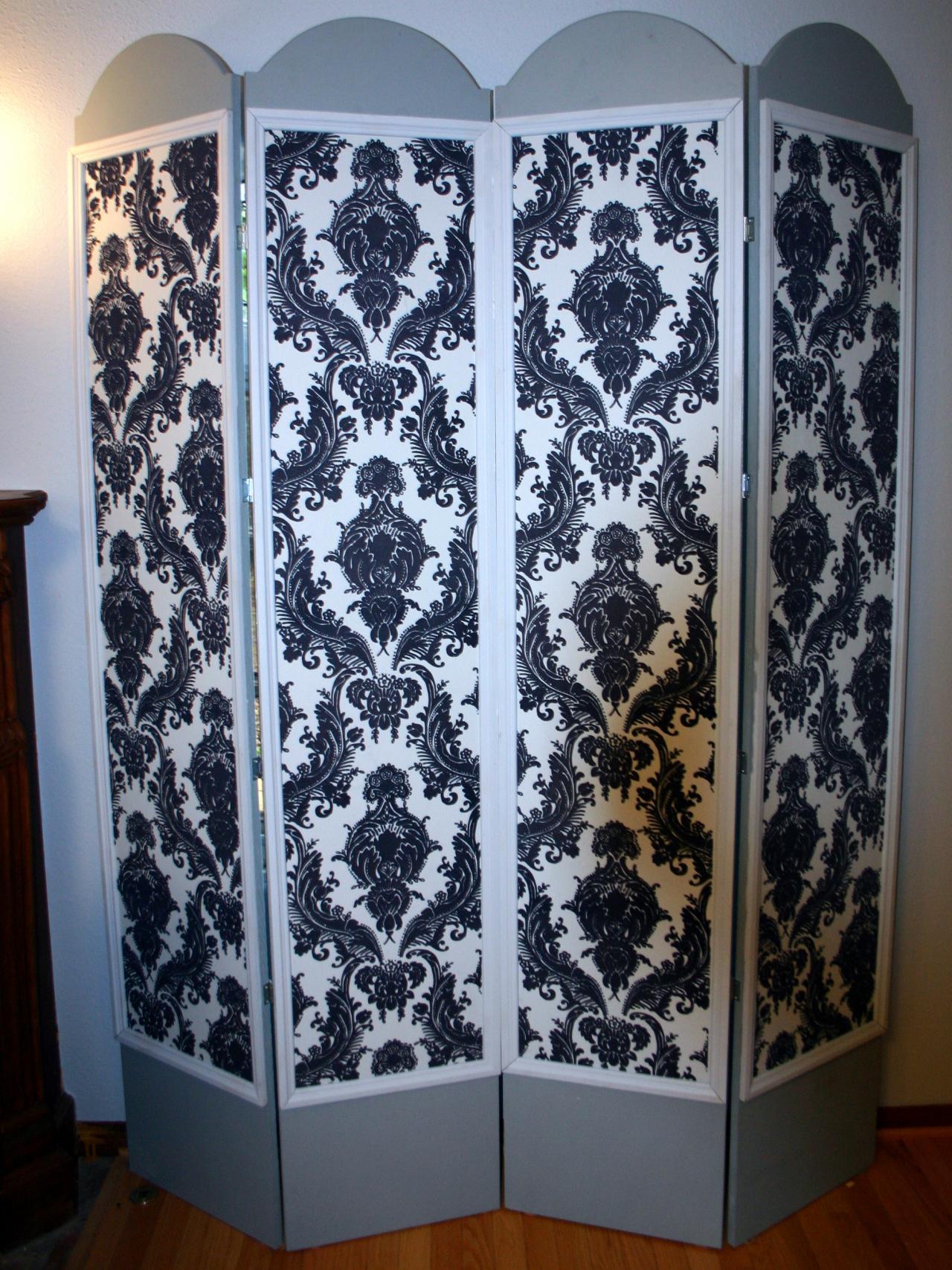 Wallpaper Room Divider photo - 10