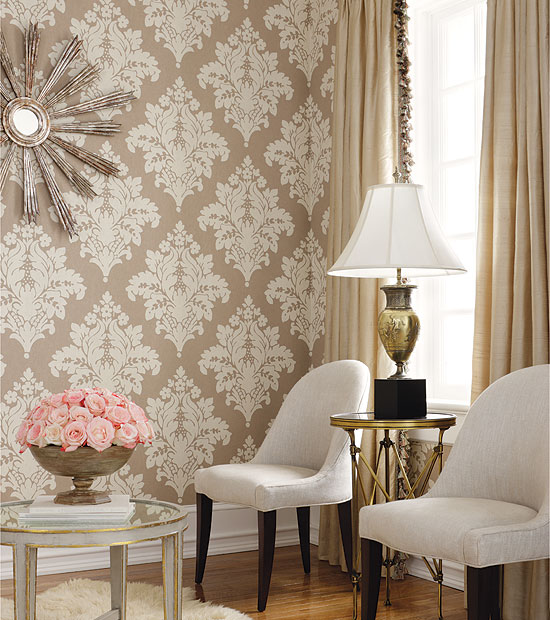 Wallpaper Room Ideas photo - 1