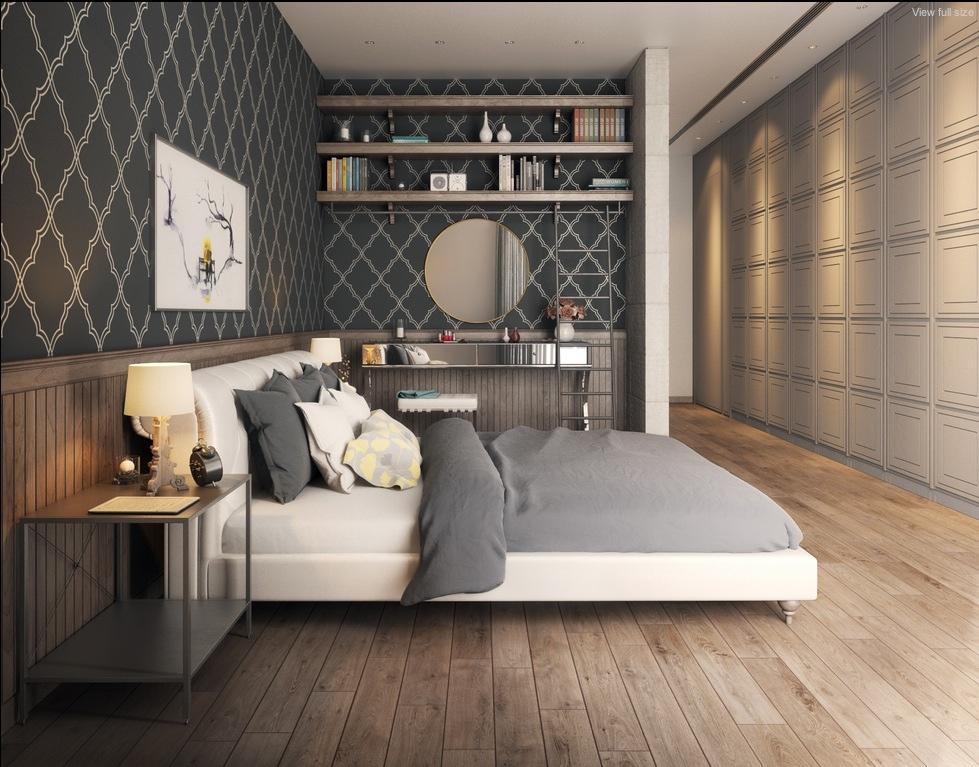 Wallpaper Room Ideas photo - 10