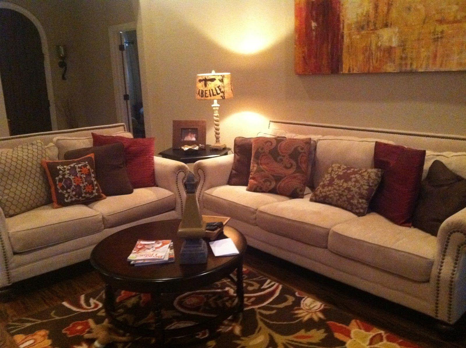 Warm Living Room photo - 1
