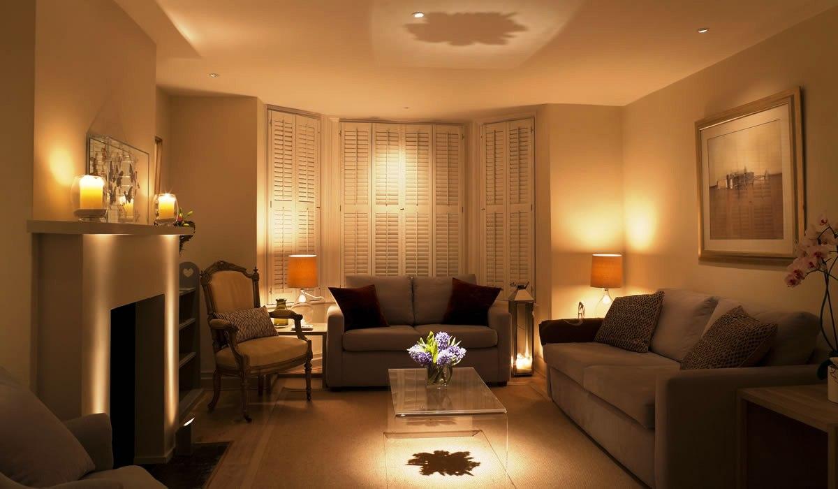 Warm Living Room photo - 10