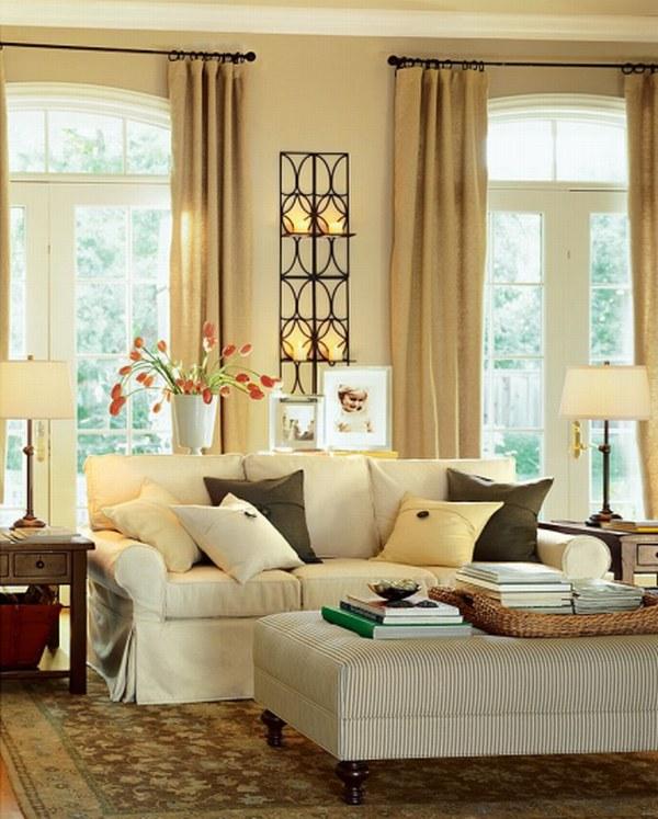 Warm Living Room photo - 3