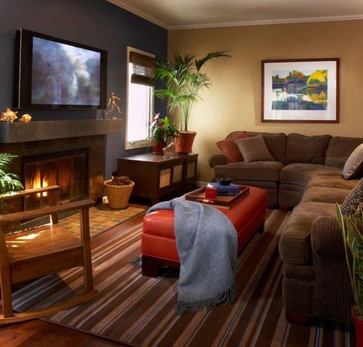 Warm Living Room photo - 9