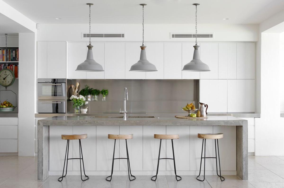 White Kitchen photo - 10